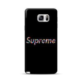 Supreme Logo Colorful Tangram Samsung Galaxy Note 5 Case