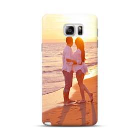 Lover Beach Sunset Samsung Galaxy Note 5 Case