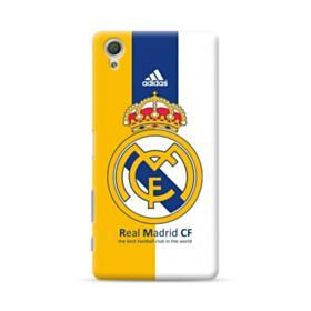 Real Madrid Team Logo Colors Sony Xperia X Performance Case