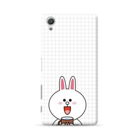 Line Friends Cony Sony Xperia X Performance Case