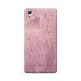Pink Glitter Sony Xperia X Performance Case