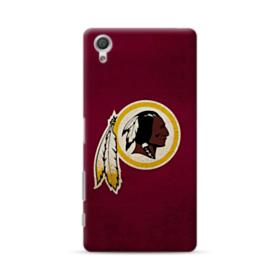 Washington Redskins Team Logo Crack Sony Xperia X Performance Case
