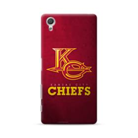 Kansas City Chiefs Logo Grunge Sony Xperia X Performance Case