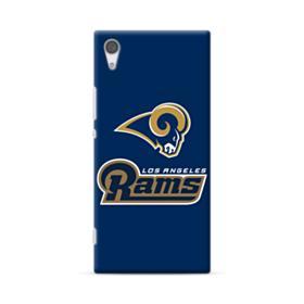 Los Angeles Rams Team Logo Mascot Name Sony Xperia XA1 Ultra Case
