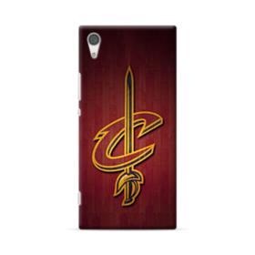 Cleveland Cavaliers Team Sword Logo Sony Xperia XA1 Ultra Case