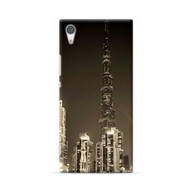 City night skyline Sony Xperia XA1 Plus Case
