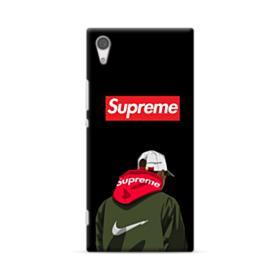 Supreme x Nike Hoodie Sony Xperia XA1 Plus Case
