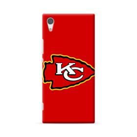 Kansas City Chiefs Red Logo Sony Xperia XA1 Plus Case