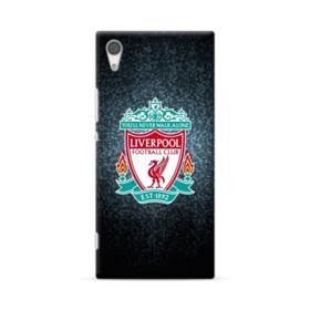 Liverpool Football Club Emblem Sony Xperia XA1 Plus Case