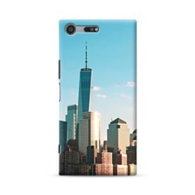 New York Skyline Sony Xperia XZ Premium Case