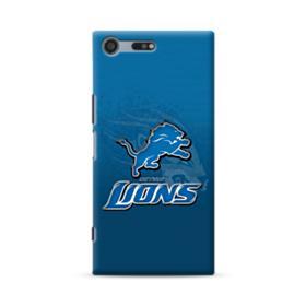 Detroit Lions Blue Sony Xperia XZ Premium Case