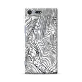 Lines Sketch Sony Xperia XZ Premium Case