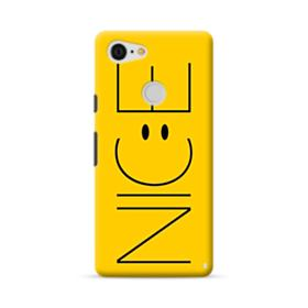 Cute Funny Yellow Nice Google Pixel 3 Case