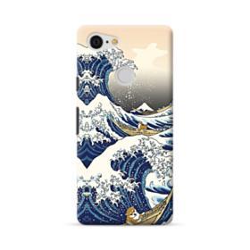 Waves Google Pixel 3 Case
