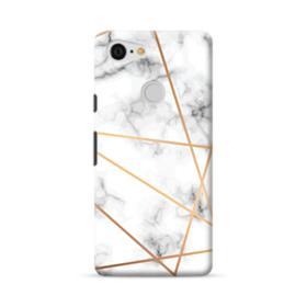 White Marble Google Pixel 3 Case