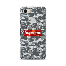 Bape x Supreme Google Pixel 3 Case