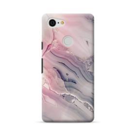Pink Marble Google Pixel 3 Case