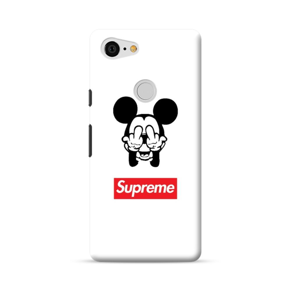 innovative design a0be5 4f747 Supreme Shy Google Pixel 3 XL Case