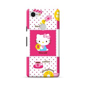 Hello Kitty Pinky White Google Pixel 3 XL Case