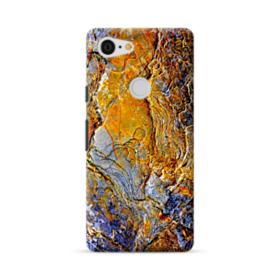 Colorful Stone Veins Google Pixel 3 XL Case