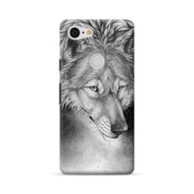 Dark Wolf Google Pixel 3 XL Case