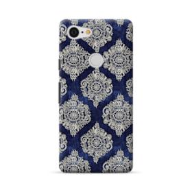 Vintage Retro Baroque Google Pixel 3 XL Case
