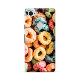 Colorful Corn Cereal Rings Google Pixel 3 XL Case