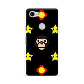 AAPE and Mario Pattern Google Pixel 3 XL Case
