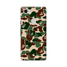 AAPE Camouflage Design Google Pixel 3 XL Case
