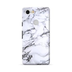 White Marble Google Pixel 3 XL Case