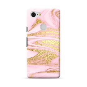 Pink & Gold Google Pixel 3 XL Case