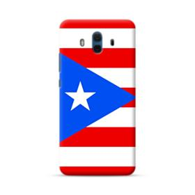 Flag of Puerto Rico Huawei Mate 10 Case