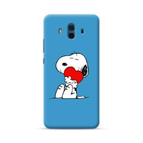 Snoopy Embracing Heart Huawei Mate 10 Case