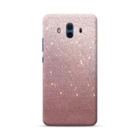 Rose Gold Glitter Huawei Mate 10 Case