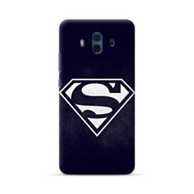 Black Superman Logo Huawei Mate 10 Case