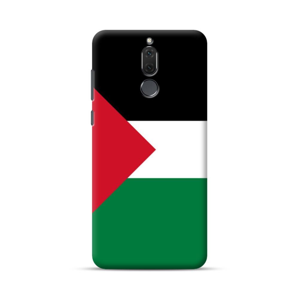 03cb911fa589da Flag of Jordan Huawei Mate 10 Lite Case