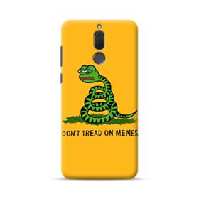 Pepe the frog don't tread on memes Huawei Mate 10 Lite Case