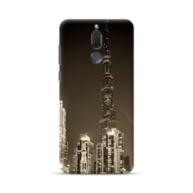 City night skyline Huawei Mate 10 Lite Case