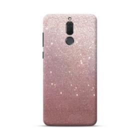 Rose Gold Glitter Huawei Mate 10 Lite Case