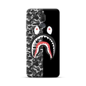 Bape Shark Camo & Black Huawei Mate 10 Lite Case