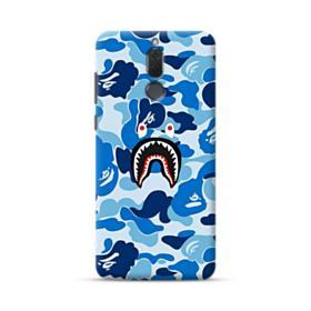 Bape Shark Blue Camo Huawei Mate 10 Lite Case