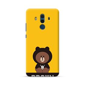 Line Friends Brown Give You Luck Huawei Mate 10 Pro Case