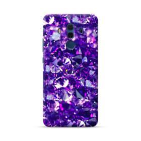 Purple Diamond Glitter Huawei Mate 10 Pro Case