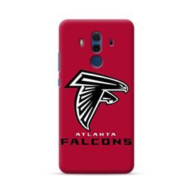 Atlanta Falcons Black Logo Huawei Mate 10 Pro Case