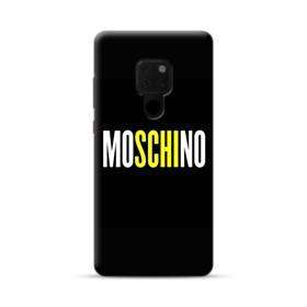 Moschino Logo Huawei Mate 20 Case