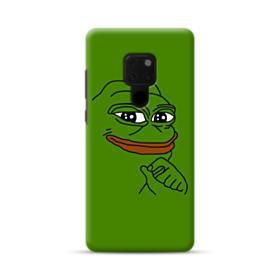 Smug Pepe Frog Funny Meme Huawei Mate 20 Case