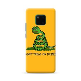 Pepe the frog don't tread on memes Huawei Mate 20 Pro Case