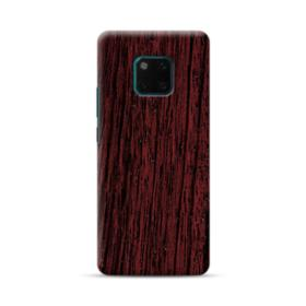 Dark Cherry Wood Huawei Mate 20 Pro Case