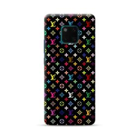 Louis Vuitton Multicolor Black Huawei Mate 20 Pro Case