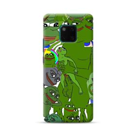 Rare pepe the frog seamless Huawei Mate 20 Pro Case